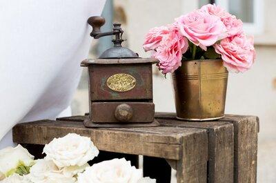 Le calendrier des mariés : mini-guide pour préparer son mariage mois par mois