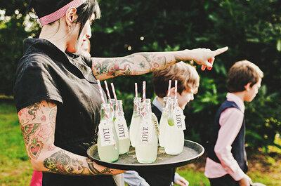 Snacks als Hingucker: Kulinarische Kreativität für das Hochzeitsfest!
