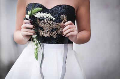 Carnival Wedding: un matrimonio in maschera...e che la festa abbia inizio!