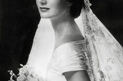Jackie Kennedy: inspire-se no vestido de noiva