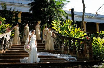 Amor a sonido de mariachi: La boda destino de Nayeli y Carlos, en Yucatán