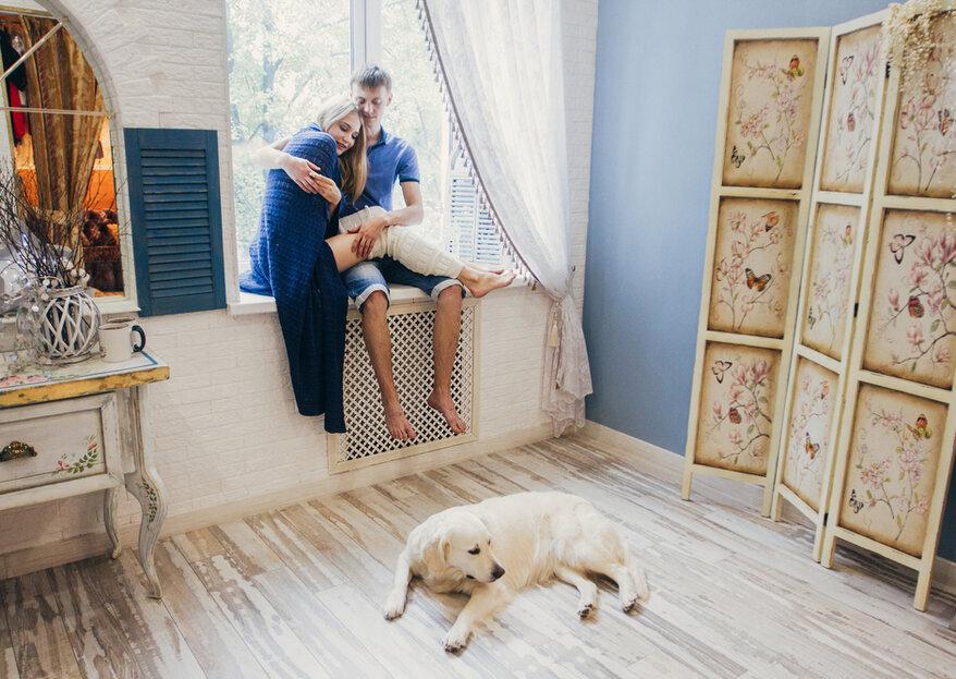 ¡Hogar Dulce Hogar! 4 recomendaciones para una bienvenida de lujo en su nueva casa