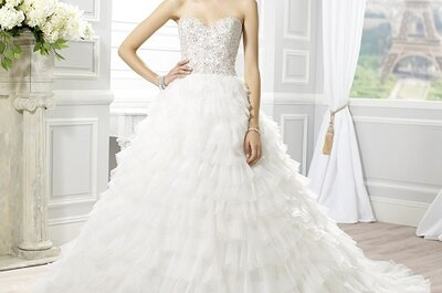 Moonlight Couture - Spring 2015 Bridal Collection