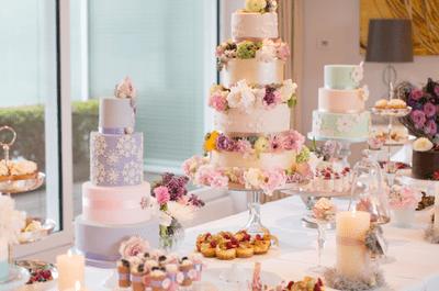 Hochzeitstorten in Zürich und Umgebung – Wir stellen Ihnen die 9 besten Adressen vor!