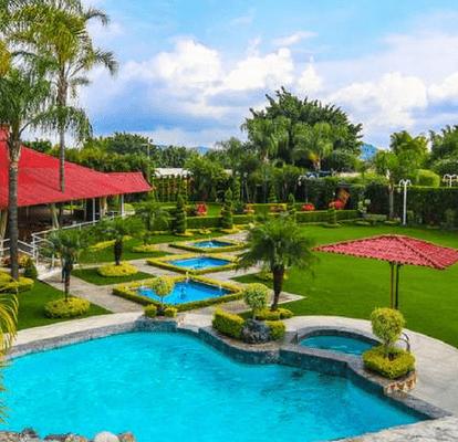 Los 15 Mejores Jardines Para Bodas En Cuernavaca