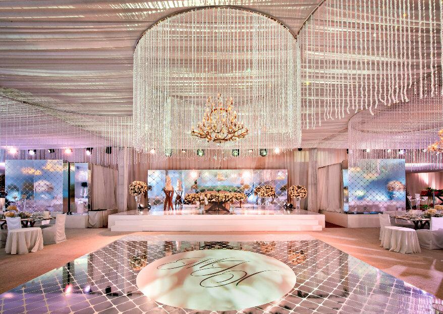 Hacienda de los Morales: 14 salones de lujo que superan cualquier expectativa