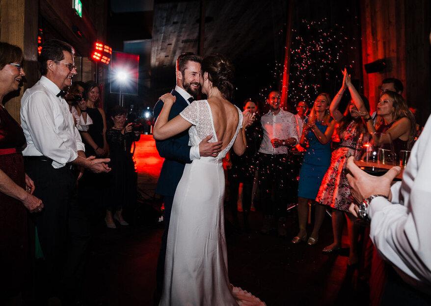 Die passenden Hochzeitsmusiker für Ihren Hochzeitstag