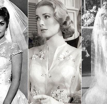 Hollywood Y Los Vestidos De Novia Más Hermosos