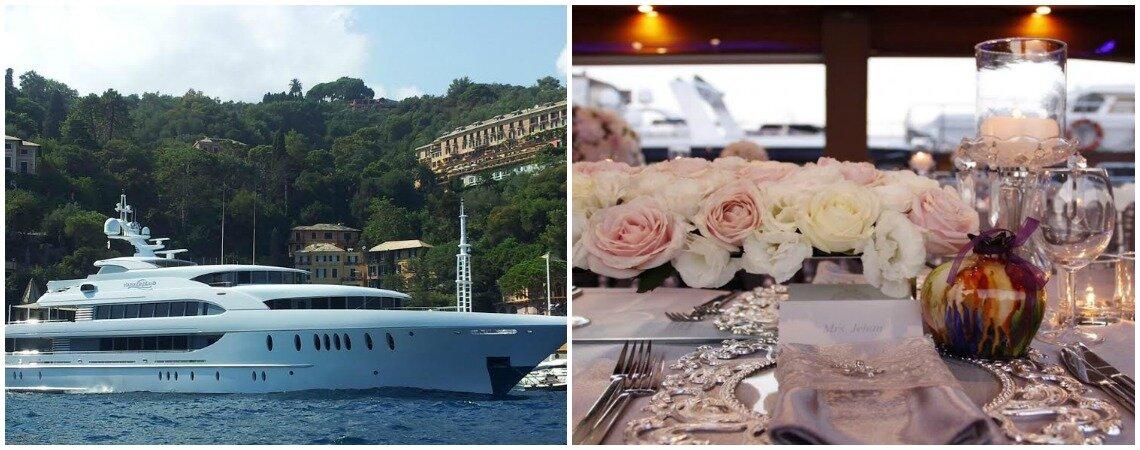 Matrimonio In Yacht : Cerchi una location originale e se ti proponessimo un