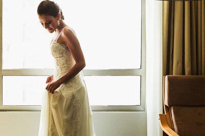 7 cosas que debes hacer un mes antes de tu matrimonio