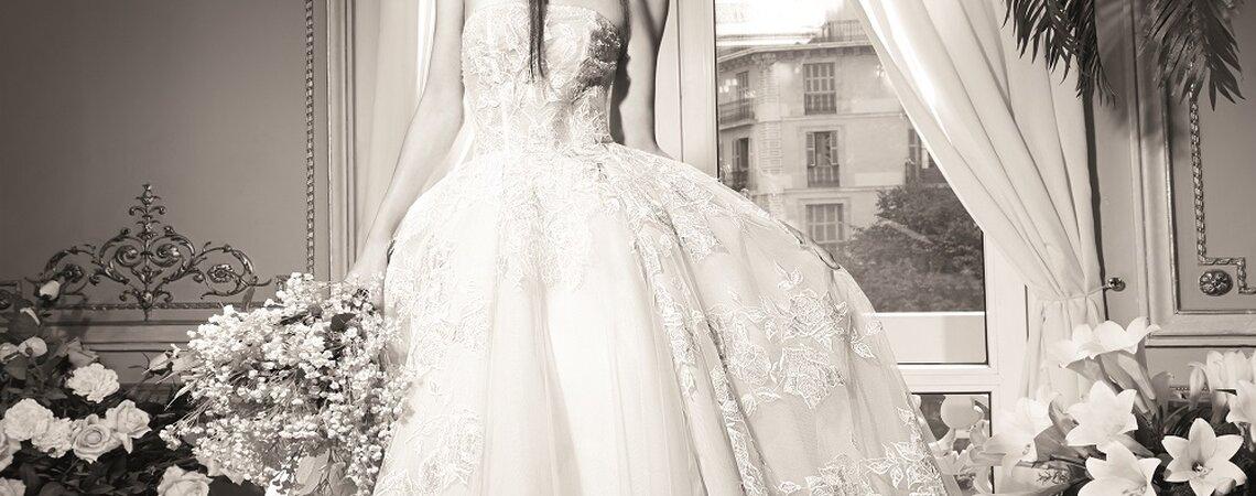 London Bridal Fashion Week - Yolan Cris ukazał swoje najnowsze projekty sukien ślubnych! Zobacz koniecznie!