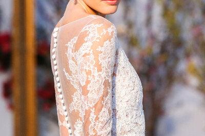El vestido de novia con el que siempre habías soñado: ¡sé la más importante de tu boda!