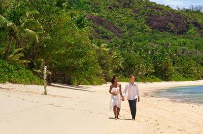 Lua-de-mel nas Seychelles: Top hotéis