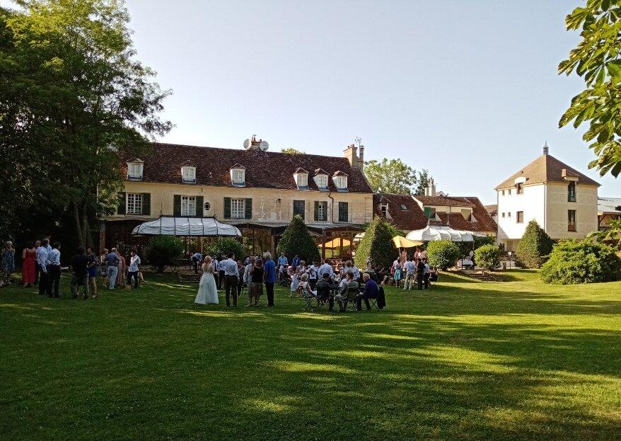 Hostellerie de Varennes : célébrez votre mariage dans une grande demeure bourgeoise aux portes de Paris
