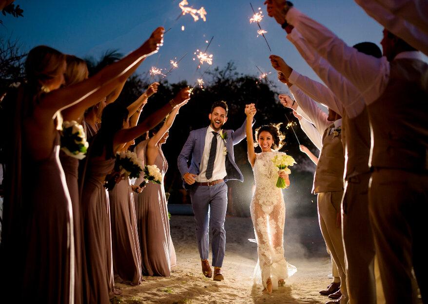 Evita estos tres errores en la organización de tu boda con la asesoría de Soraya Oke PR Events