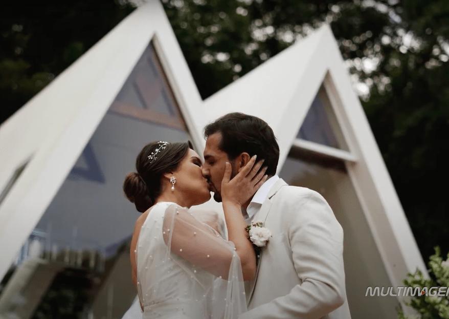 Produtora Multimagem: técnica, qualidade e estilo singular para produzir filmes de casamentos inesquecíveis