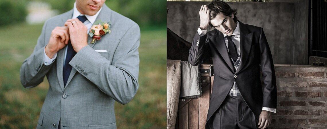 Un novio con mucho estilo: los tips para acertar con tu look de boda