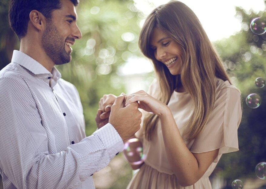 Todo lo que necesitas saber sobre el anillo de compromiso