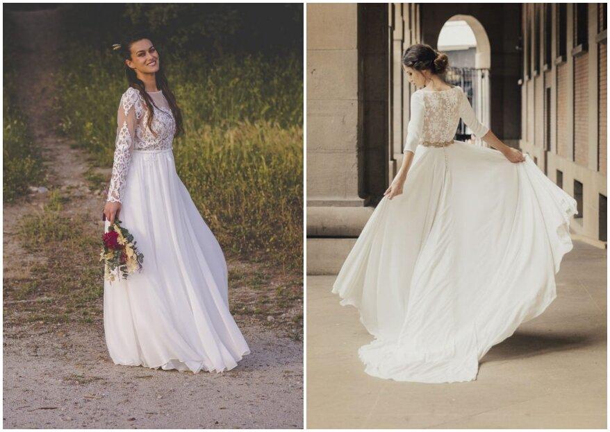 Las 10 mejores tiendas de vestidos de novia en Madrid