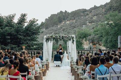 30 preguntas (con sus grandes soluciones) que todas nos hacemos acerca de la boda