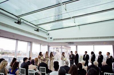 Où se marier à Paris pour un grand jour canon !