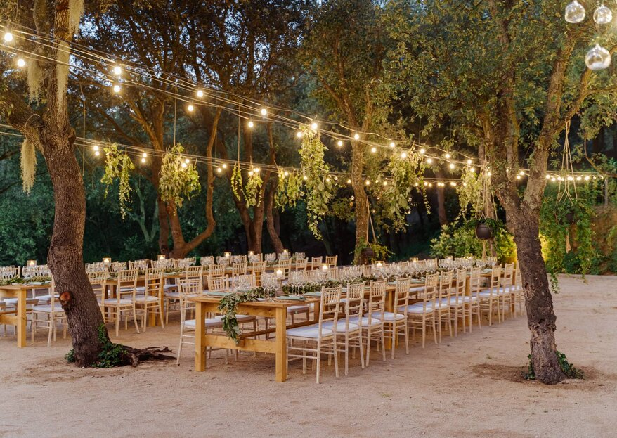 Mas de Sant Lleí: A Charming Place For Your Wedding In Barcelona