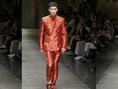 Dolce & Gabbana Summer 2016: trajes para hombres con mucho estilo