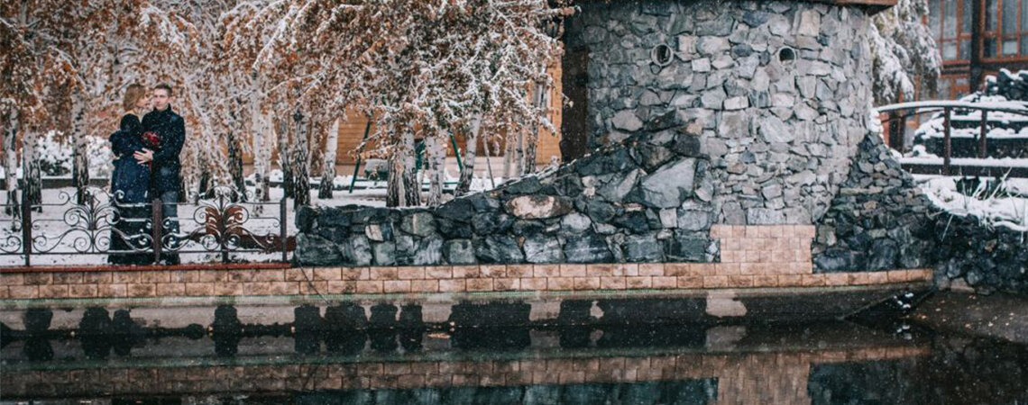 ТОП10 Место для свадьбы зимой в Новосибирске