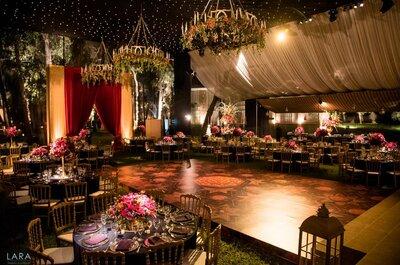 Gastos extra que debes tener en cuenta al contratar el lugar de celebración de tu matrimonio