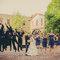 Szalone zdjęcia ślubne: wyskok w powietrze, Foto: Robb Davidson