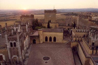 Un lugar mágico para tu boda: el Castillo de Almodóvar