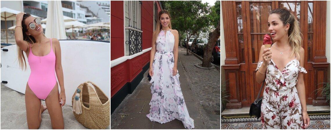 Descubriendo el closet de Cinnamon Style: ¡inspírate en los atuendos de Natalia Merino y crea tu propio look!