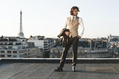 Les boutiques de costumes de marié à Paris