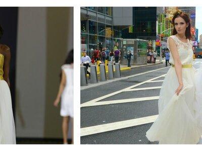 En 2016, osez la touche dorée sur votre robe de mariée !