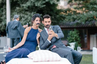 As 10 atitudes que estão PROIBIDAS aos convidados de uma festa casamento