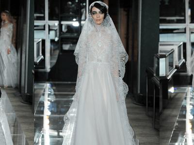 Vestidos de novia Reem Acra 2018: espectaculares propuestas para tu matrimonio