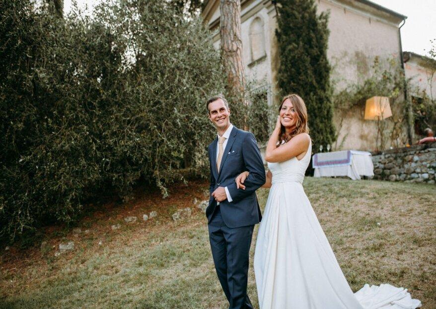 Una canzone che possa raccontare la fotografia più bella delle vostre nozze