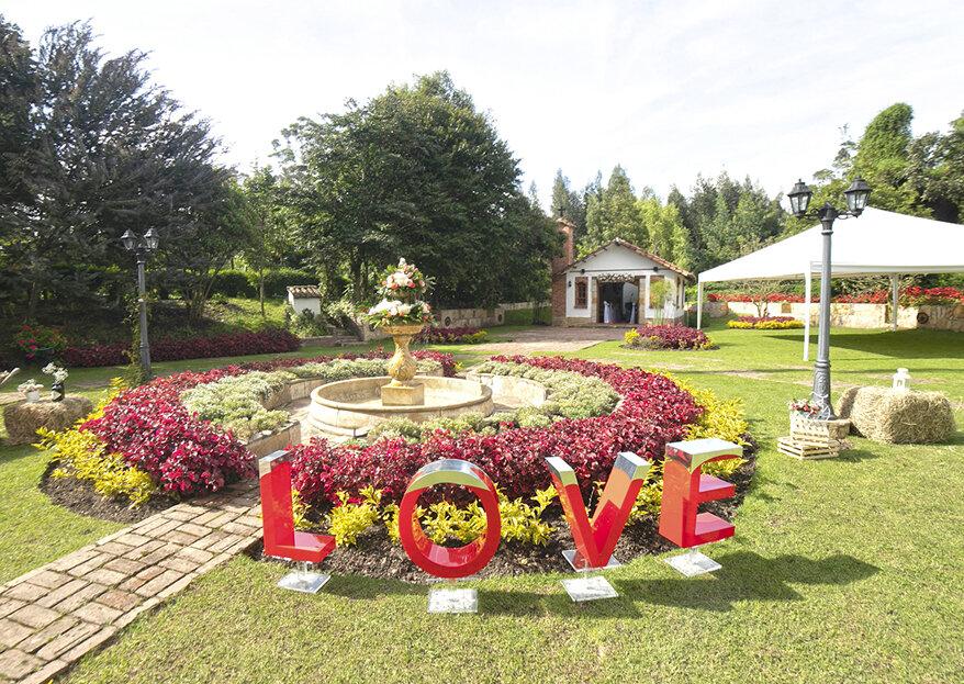 Hacienda Los Nogales, donde el amor es la inspiración para crear la boda de tus sueños