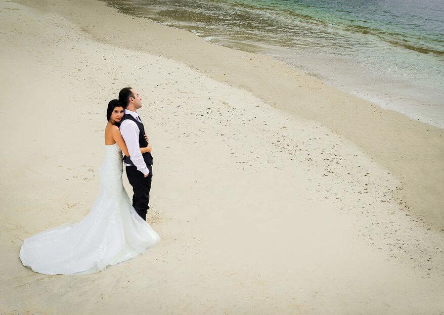 Nossa Casa Estúdio: atendimento dedicado para deixar os noivos à vontade e garantir fotos lindas, naturais e cheias de emoção