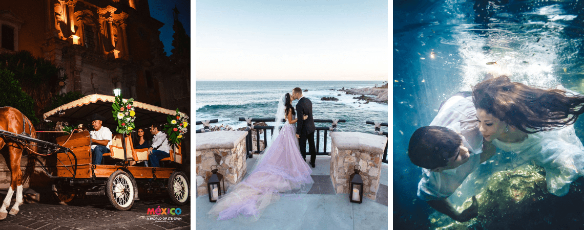 Here's Why Mexico Is The Luxury Honeymoon Destination For Every Indian Couple!