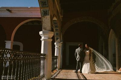Real Wedding: Clásica y genial, así fue la boda de María José y Alfredo en Hacienda San Agustín Puebla