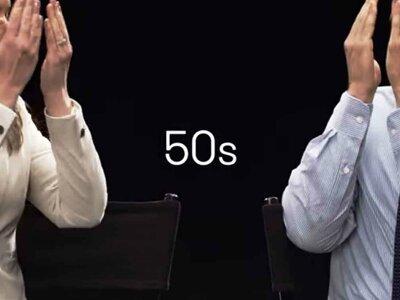 Um casal envelhece 100 anos em minutos: emocione-se com o resultado!