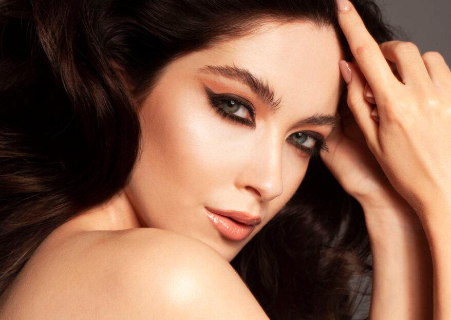 Ale Chavez Luxury Makeup: un buen trabajo que refleja tu imagen de novia de forma única