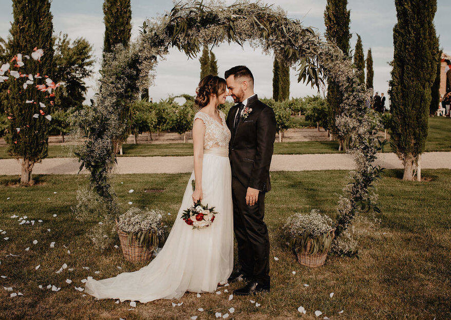 8 wedding planners que ofrecen un servicio integral para tu boda