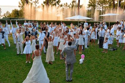 Avec les Happenings de La Petite Fabrique à Événements, boostez l'ambiance de votre mariage !