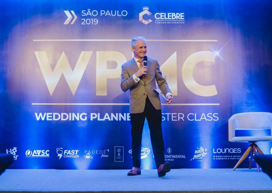 WMPC São Paulo 2019: saiba tudo sobre o evento estilo Master Class que reuniu os maiores especialistas do mercado de casamentos do Brasil!