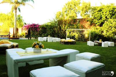 ¿Qué se debería tener en cuenta para una boda civil íntima en verano?