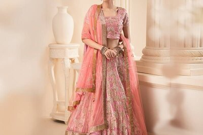 Top 5 bridal lehenga shops in Bapu Bazar, Jaipur