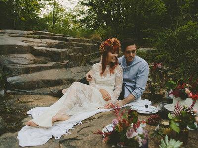 Wie man seine Hochzeit mit Chillout-Bereichen verschönert! Hübsche Musestunden für Hochzeitsgäste