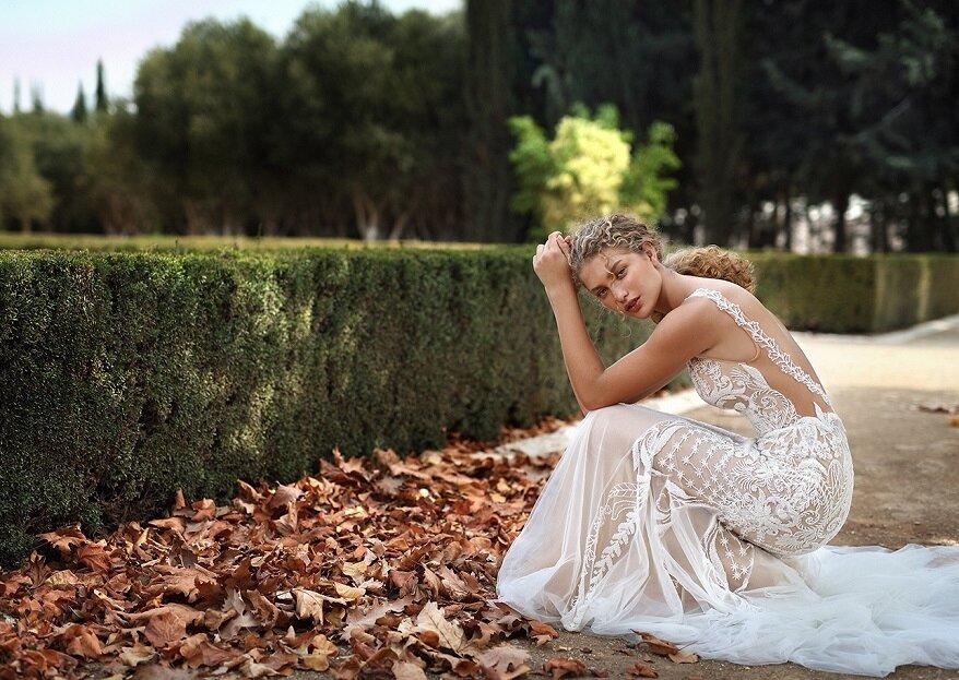 Le Trunk show de la créatrice de robes de mariée Galia Lahav au Printemps Haussmann